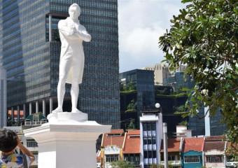 Пеший Тур по Сингапуру