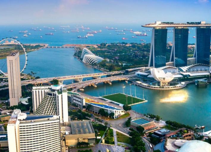 Районы Сингапура