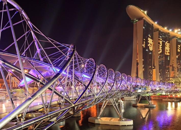 Ночной Тур По Сингапуру
