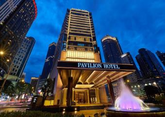 Pavillion Hotel (Stopover)