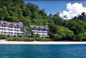 JW Marriott KL + Andaman Langkawi (Langkawi)