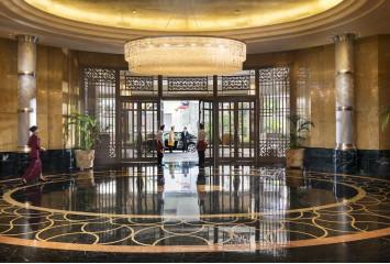 Mandarin Oriental Hotel (VIP)