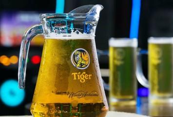 Пивоварня Tiger в Сингапуре