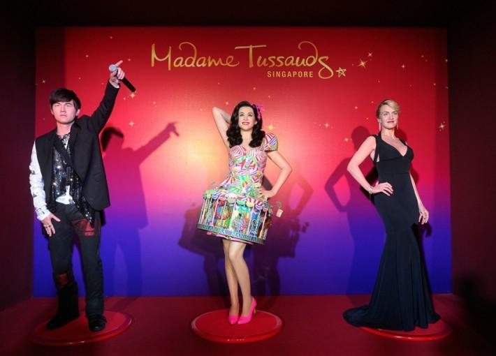 Музей Madame Tussauds Sentosa