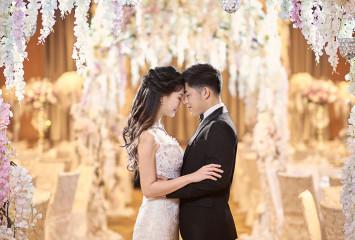 Свадебное катание по Сингапуру с фотосессией