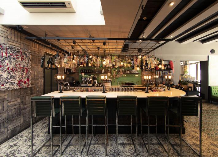 Ресторан и бар Tippling Club