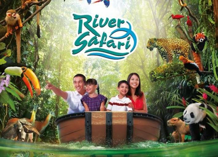 Речное Сафари River Safari Park