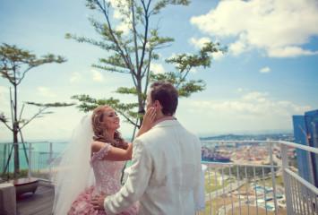 Свадебные церемонии на острове Сентоза