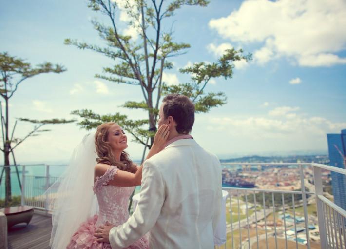 Свадьба и свадебные церемонии в Сингапуре