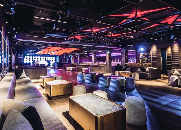 Ночной клуб Zouk